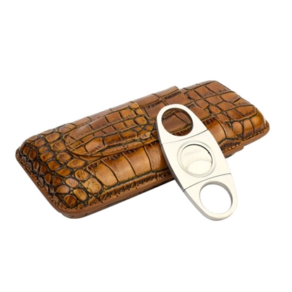 3 fin cigar leather tax free on sale