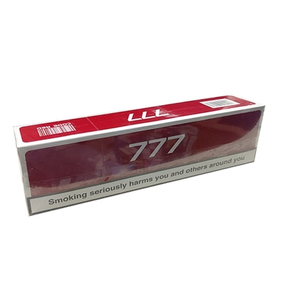 cheap cigarettes online 777 Red carton