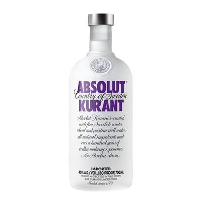 Absolut Kurant vodka tax free on sale