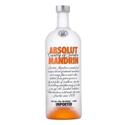Absolut Mandarin vodka tax free on sale