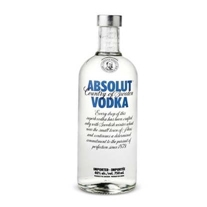 Absolut Vodka vodka tax free on sale