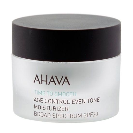 Ahava Age Control Moisturizer Womens cosmetics tax free on sale