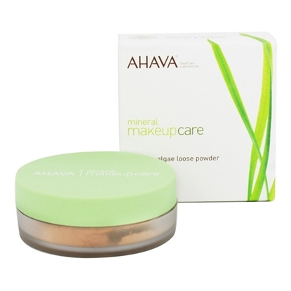 Ahava Algae Loose Powder Terra Womens cosmetics tax free on sale