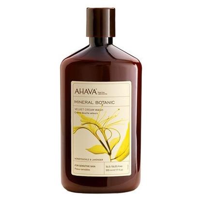 Ahava Mineral Botanic Shower Gel Honeysuckle & Lavender Womens cosmetics tax free on sale