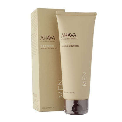 Ahava Shower Gel Mens cosmetics tax free on sale