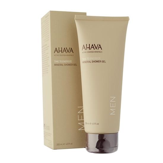 Ahava Shower Gel Mens cosmetics tax free on sale