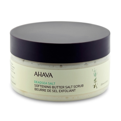 Ahava Softening Butter Salt Scrub Womens cosmetics tax free on sale