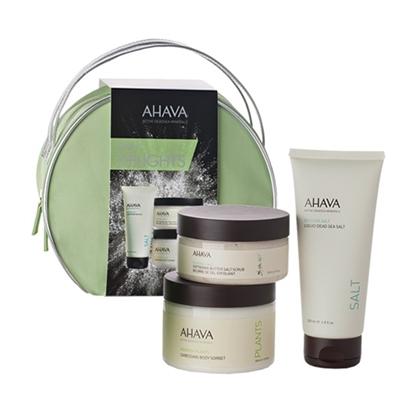 Ahava Spa Oil & Caressing Sorbet Kit Womens cosmetics tax free on sale