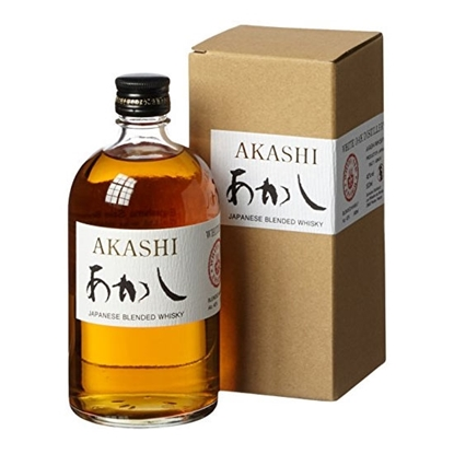 Akashi White Oak whisky tax free on sale