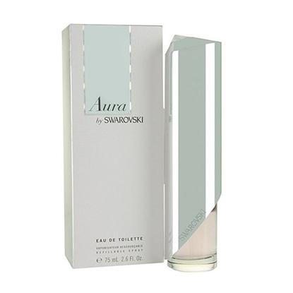 Aura By Swarovski Refillable Women perfumes tax free on sale