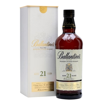 Ballantines 21 Years Old Whisky whisky tax free on sale