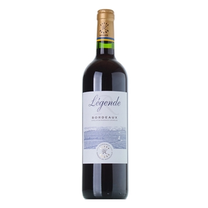 Baron Rotschild Legende Bordeaux 2011 red wines tax free on sale