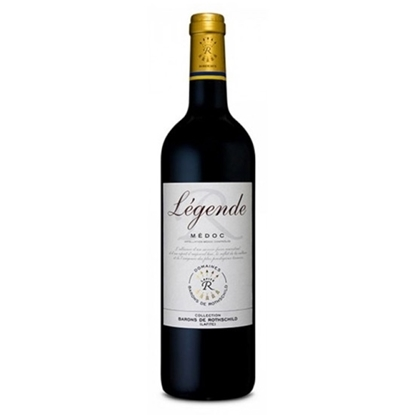 Baron Rotschild Legende Medoc red wines tax free on sale
