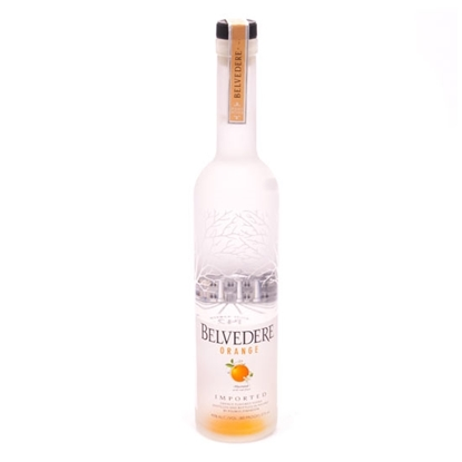 Belvedere Orange vodka tax free on sale