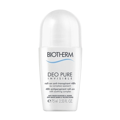 Biotherm Deodorant Pure Invisible Womens cosmetics tax free on sale