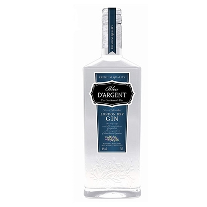 Bleu DArgent London Dry Gin gin tax free on sale