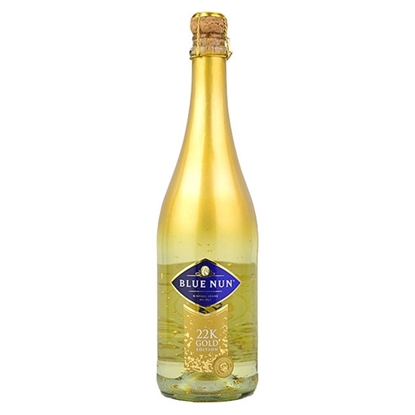 Blue Nun 24k Gold Edition sparkling wines tax free on sale