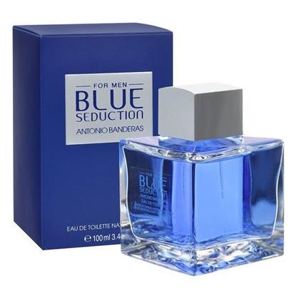 Blue Seduction mens perfumes tax free on sale