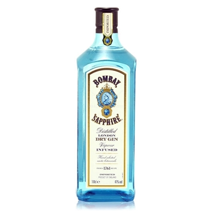Bombay Sapphire gin tax free on sale