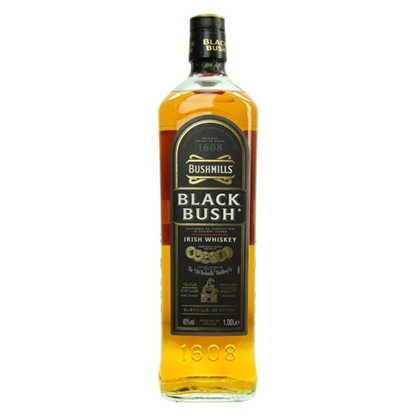 Bushmills Black Bush whisky tax free on sale