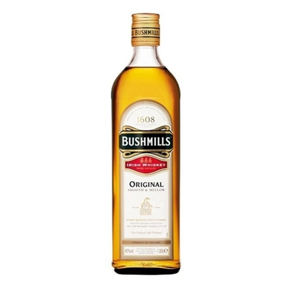 Bushmills Irish whisky tax free on sale