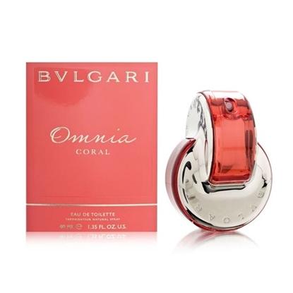 Bvlgari Omnia Coral Spray Women perfumes tax free on sale