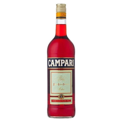 Campari Bitter aperitifs tax free on sale