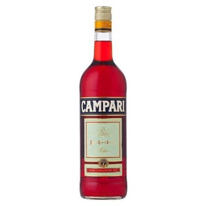 Campari Bitter aperitifs tax free on sale