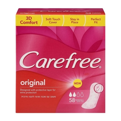 Carefree Original Womens cosmetics tax free on sale