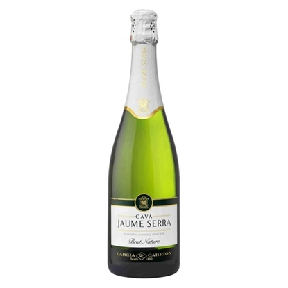 Cava Jaume Serra Brut Nature sparkling wines tax free on sale
