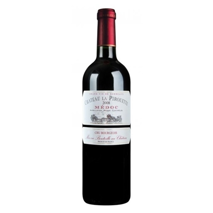 Château La Pirouette Médoc Cru red wines tax free on sale