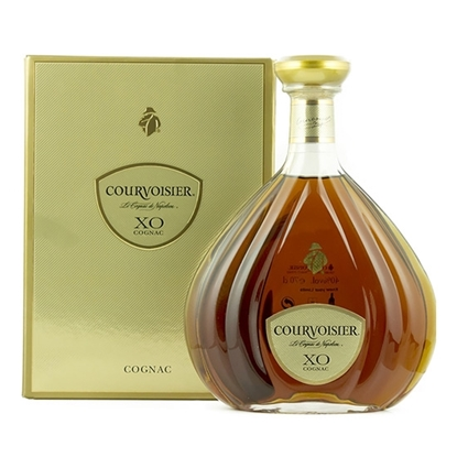 Courvoisier XO cognac tax free on sale