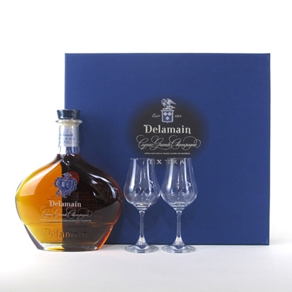 Delamain Extra cognac tax free on sale