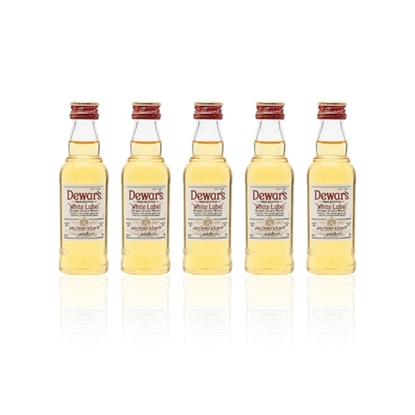 Dewars White Label whisky tax free on sale