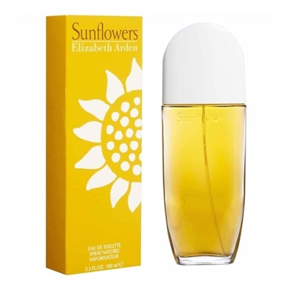 Elizabeth Arden Sunflowers Spray Women perfumes tax free on sale