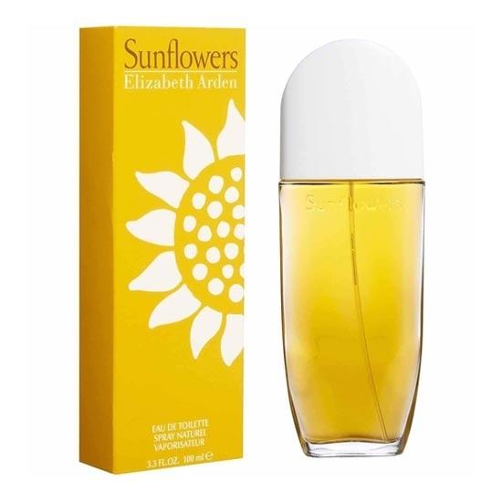 Elizabeth Arden Sunflowers Spray Women perfumes tax free on sale