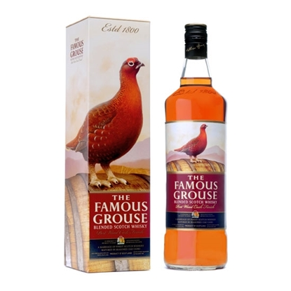 Famous Grouse whisky tax free on sale