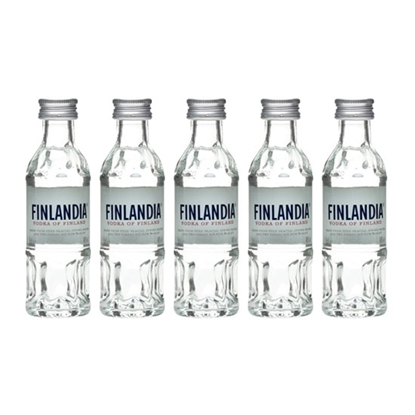 Finlandia Miniatures vodka tax free on sale