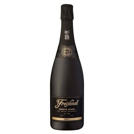 Freixenet Cordon Negro sparkling wines tax free on sale