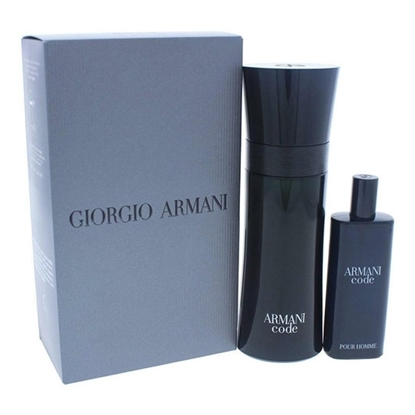 Giorgio Armani Code mens perfumes tax free on sale