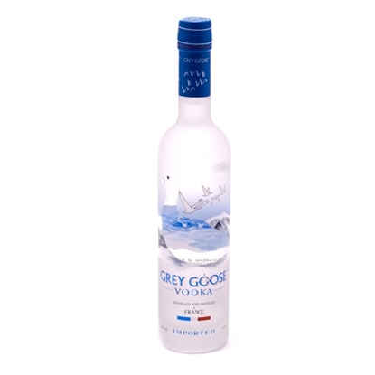 Grey Goose vodka tax free on sale