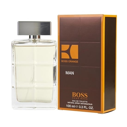 Hugo Boss Orange Man mens perfumes tax free on sale