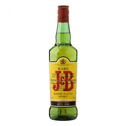 J&B whisky tax free on sale