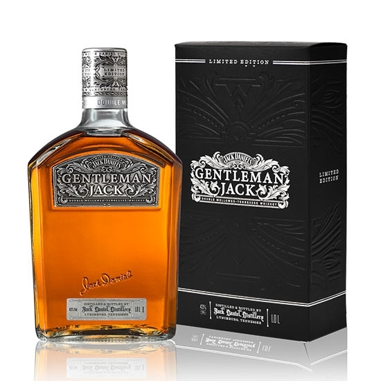 Jack Daniel`s Gentleman Jack whisky tax free on sale