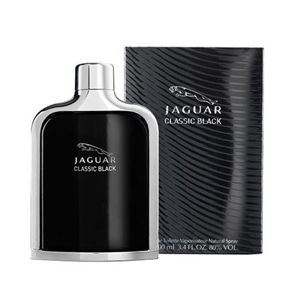Jaguar Classic Black mens perfumes tax free on sale