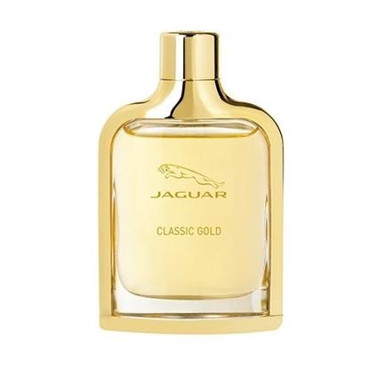Jaguar Classic Gold mens perfumes tax free on sale