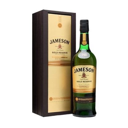 Jameson Gold Reserve whisky tax free on sale