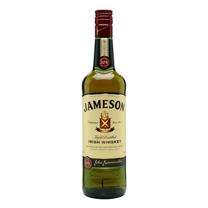 Jameson Irish whisky tax free on sale