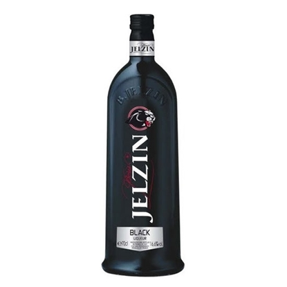 Jelzin Black liqueurs tax free on sale