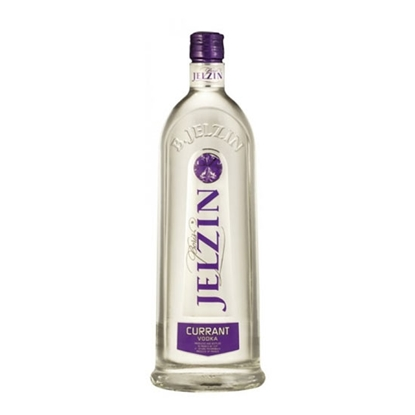 Jelzin Currant vodka tax free on sale
